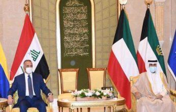 بالصور.. زيارة رئيس الوزراء العراقي إلى سمو أمير الكويت الشيخ نواف الأحمد الصباح