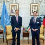 وزير الخارجية الكويتي يلتقي نظيره الفنزويلي بنيويورك