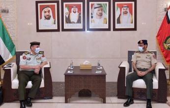 الإمارات والأردن تبحثان آفاق التعاون في مجال الصناعات العسكرية