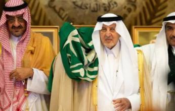 خالد الفيصل يشهد حفل إمارة منطقة مكة باليوم الوطني