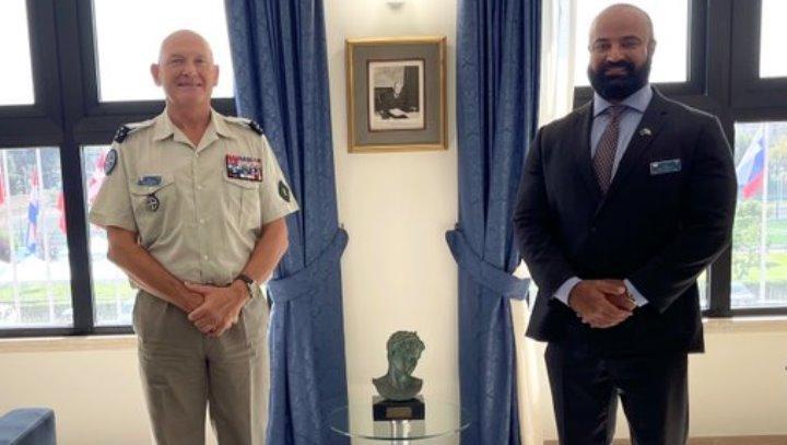 مسؤول عسكري بحلف الأطلسي يشيد بنجاح الاستعانة بمستشار تعليمي كويتي بكلية دفاع «ناتو»