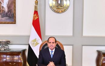 """السيسي ينعي المشير طنطاوي: كان بطلا في""""٧٣""""وحمى مصر في """"يناير"""""""