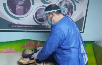عيادات مركز الملك سلمان للإغاثة تقدم خدماتها الطبية لـ 427 لاجئا سوريا في مخيم الزعتري