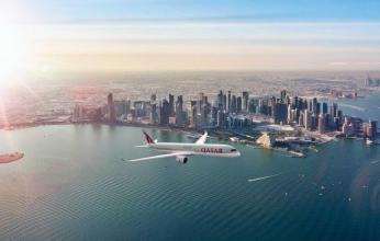 القطرية.. أول شركة طيران في الشرق الأوسط تنضم إلى تحالف عالمي لاستدامة الطيران