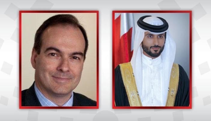 البحرين تعين مارك توماس رئيساً تنفيذياً للشركة القابضة للنفط والغاز