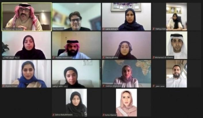 للانتقال إلى الكلية.. رئيس مجلس إدارة كلية البحرين للمعلمين يلتقي المعلمين المتأهلين