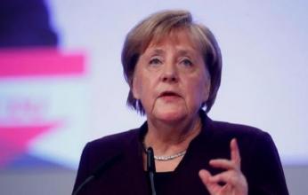 المستشارة الألمانية تطلق حملة لإنقاذ معسكرها من هزيمة انتخابية