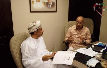 تعاون مُشترك بين سفارة سلطنة عُمان بالقاهرة و«خليجيون في حب مصر»