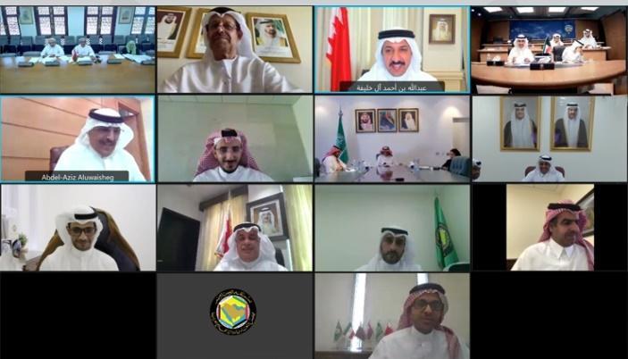 ترأس البحرين اجتماع لجنة الصياغة تحضيرًا للدورة (149) للمجلس الوزاري الخليجي