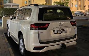 ضبط أصحاب المقطع المتداول لـ #سباق ـالسيارات في قطر
