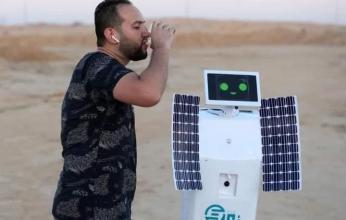 مهندس مصري يخترع«روبت» يحول الهواء إلى ماء