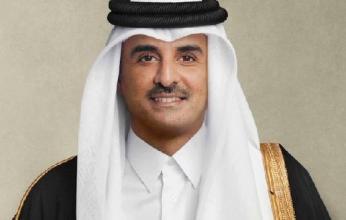 أمير قطر يهنئ أخيه الملك سلمان باليوم الوطني للمملكة