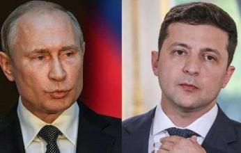 الرئيس الأوكراني يرجح إمكانية اندلاع حرب شاملة بين بلاده وروسيا