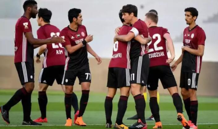 تأهل الوحدة الإماراتي لربع نهائي دوري أبطال آسيا لكرة القدم