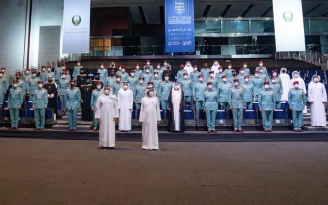 تخريج دفعات جديدة في كلية محمد بن راشد للإدارة الحكومية