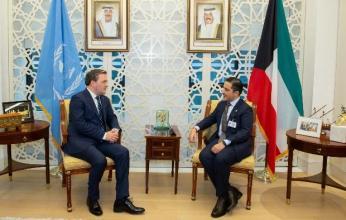 وزير الخارجية الكويتي يلتقي نظيره الصربي في نيويورك