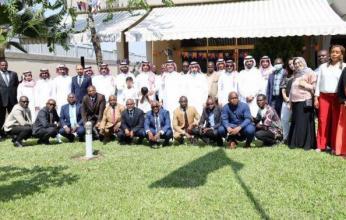 سفارة السعودية في ساحل العاج تحتفي باليوم الوطني الـ91