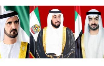 قادة الإمارات يهنئون رئيس جمهورية غينيا بيساو باليوم الوطني