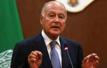 أمين عام الجامعة العربية يهنئ ميقاتى بتشكيل الحكومة اللبنانية