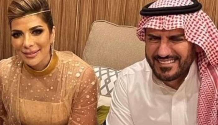 أول صورة رسمية من زواج أصالة على مواقع التواصل