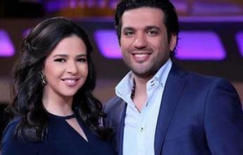 الرداد يوجه رسالة دعم لـ إيمى سمير غانم بعد فقدانها والديها