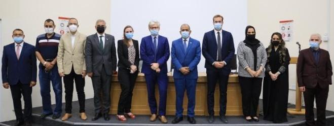 جامعة البحرين تنظم جلسة حوارية بالتعاون مع السفارة الفرنسية