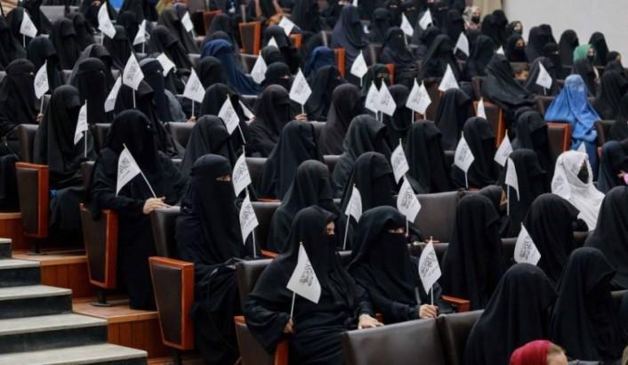 «طالبان» تقرر الفصل بين الجنسين فـي التعليم الجامعي