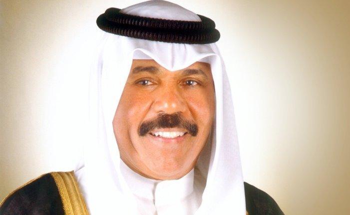 أمير الكويت يعزي رئيسي الجمهورية والوزراء بوفاة المرجع محمد سعيد الحكيم