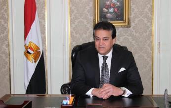 وزير التعليم العالي المصري يؤكد أهمية التوأمة مع الجامعات الإماراتية