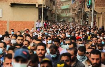 «وهب حياته لله».. الآلاف في وداع الملياردير المصري محمود العربي
