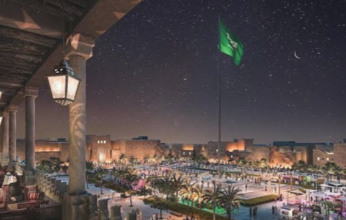 """السعودية.. """"بوابة الدرعية"""" تحقق العديد من تطلعات رؤية المملكة 2030"""