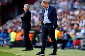 برشلونة يستنكر اعتداء جماهيره على كومان