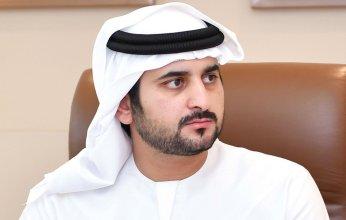 سمو الشيخ مكتوم بن محمد يغادر إلى الرياض لترؤس وفد الدولة إلى قمة الشرق الأوسط الأخضر