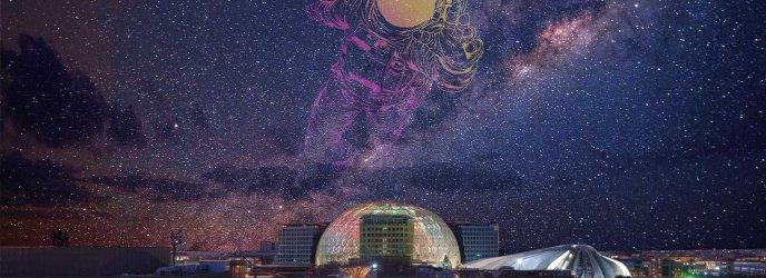 إكسبو 2020 منصة عالمية لإبراز انجازات قطاع الفضاء