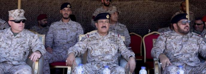 """القوات البحرية السعودية والأمريكية تستمران فى مناورات تمرين """" المدافع الأزرق ٢١ """""""