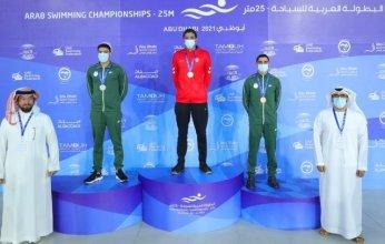 بمشاركة 17 دولة.. .انطلاق البطولة العربية للسباحة في أبوظبي