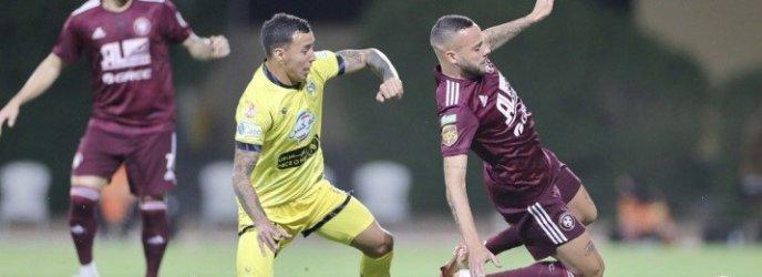 الفيصلي والتعاون يتعادلان (2-2) في الدوري السعودي